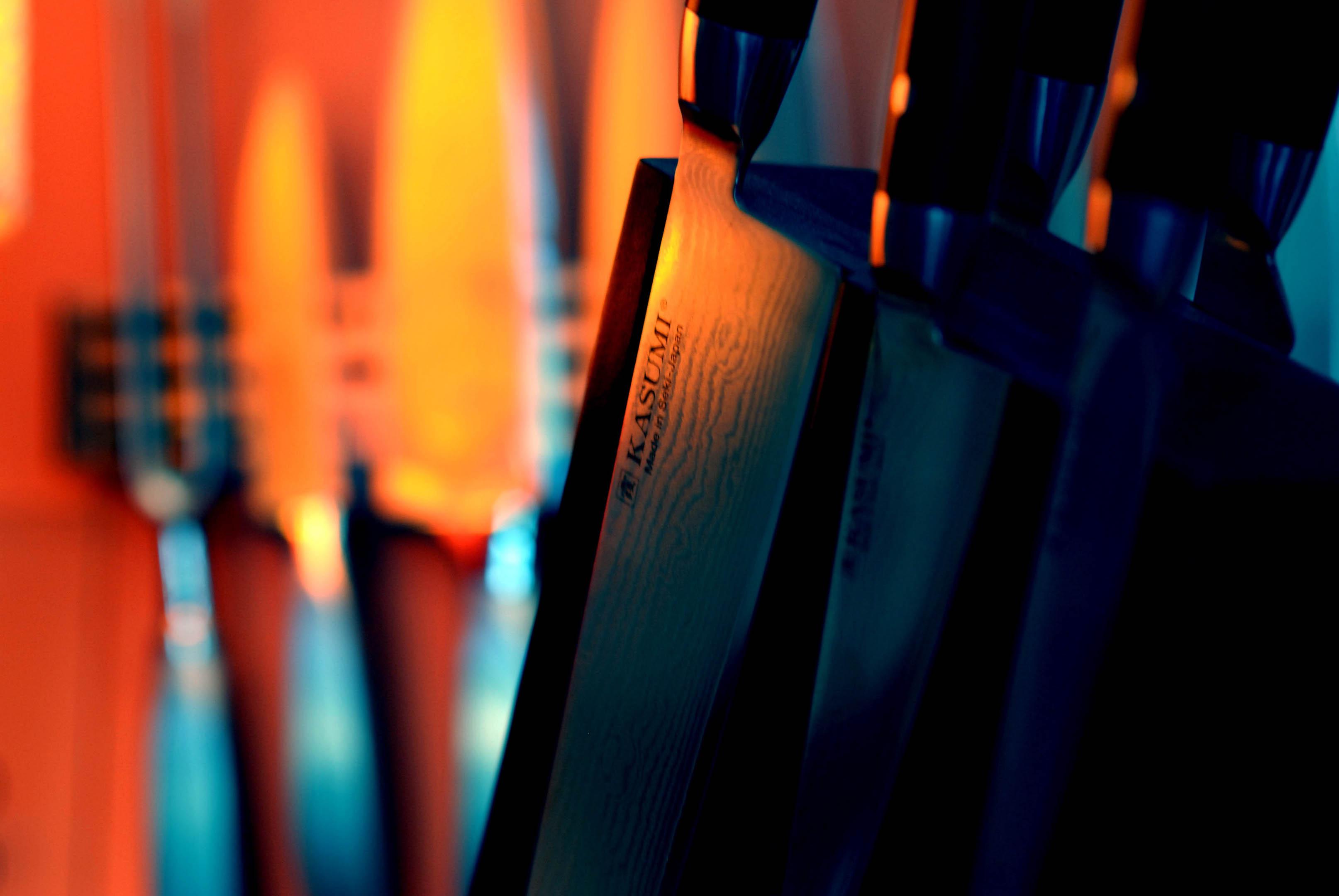 Kasumi Masterpiece Messer